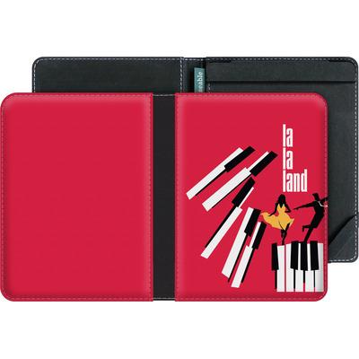 tolino vision 3 HD eBook Reader Huelle - Red Piano von La La Land