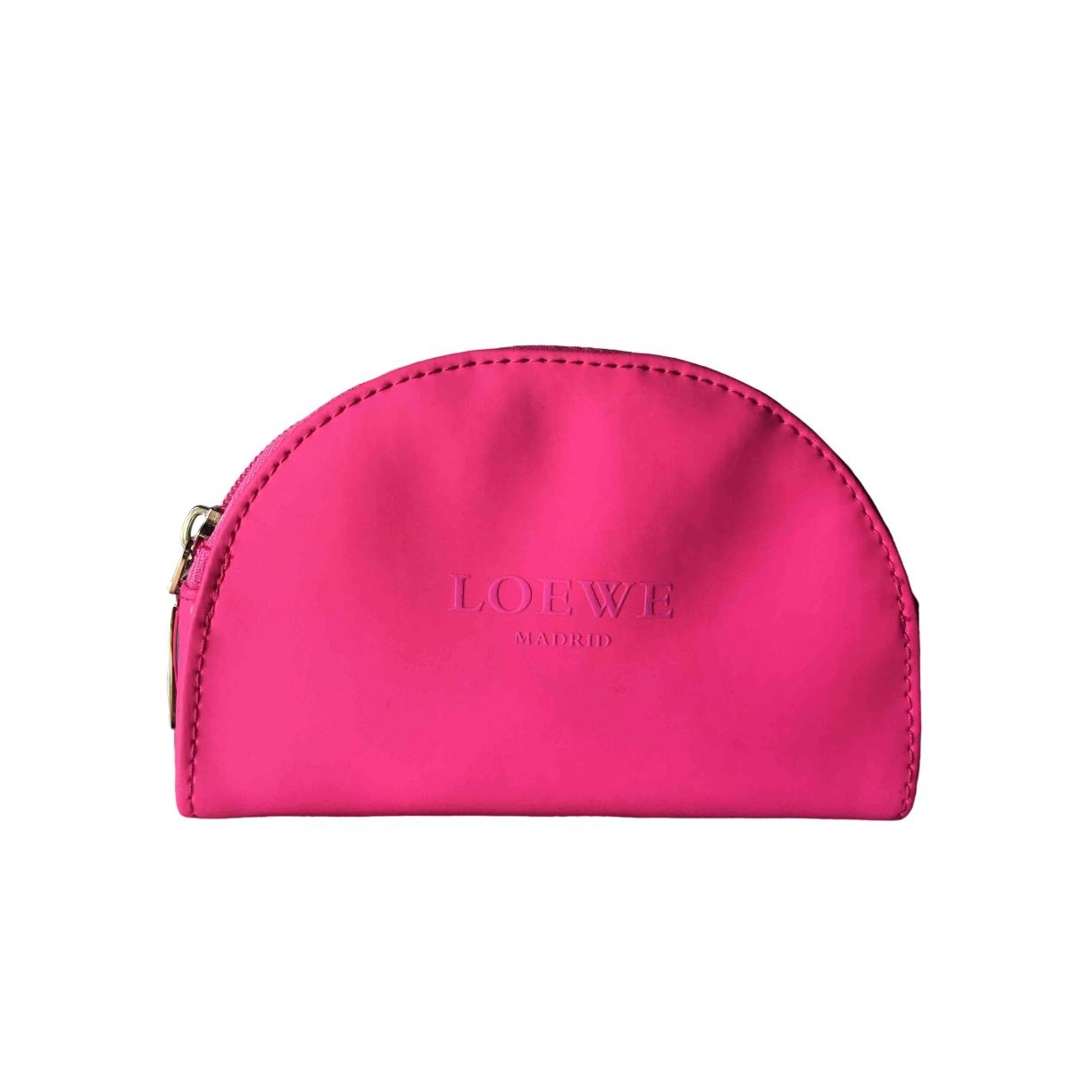 Loewe - Sac de voyage   pour femme - rose