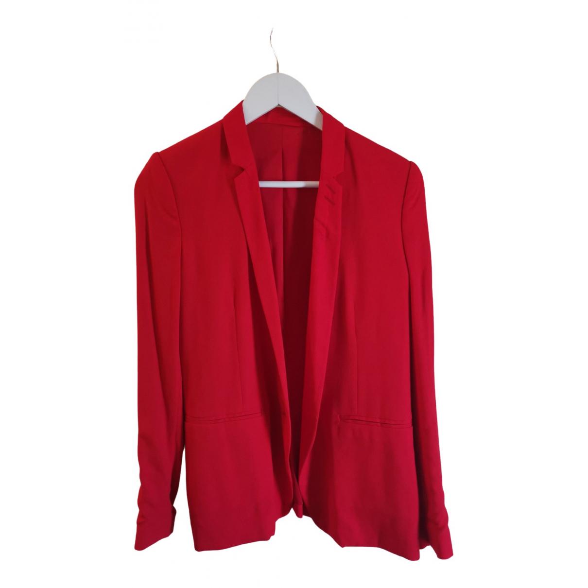 The Kooples - Veste   pour femme - rouge