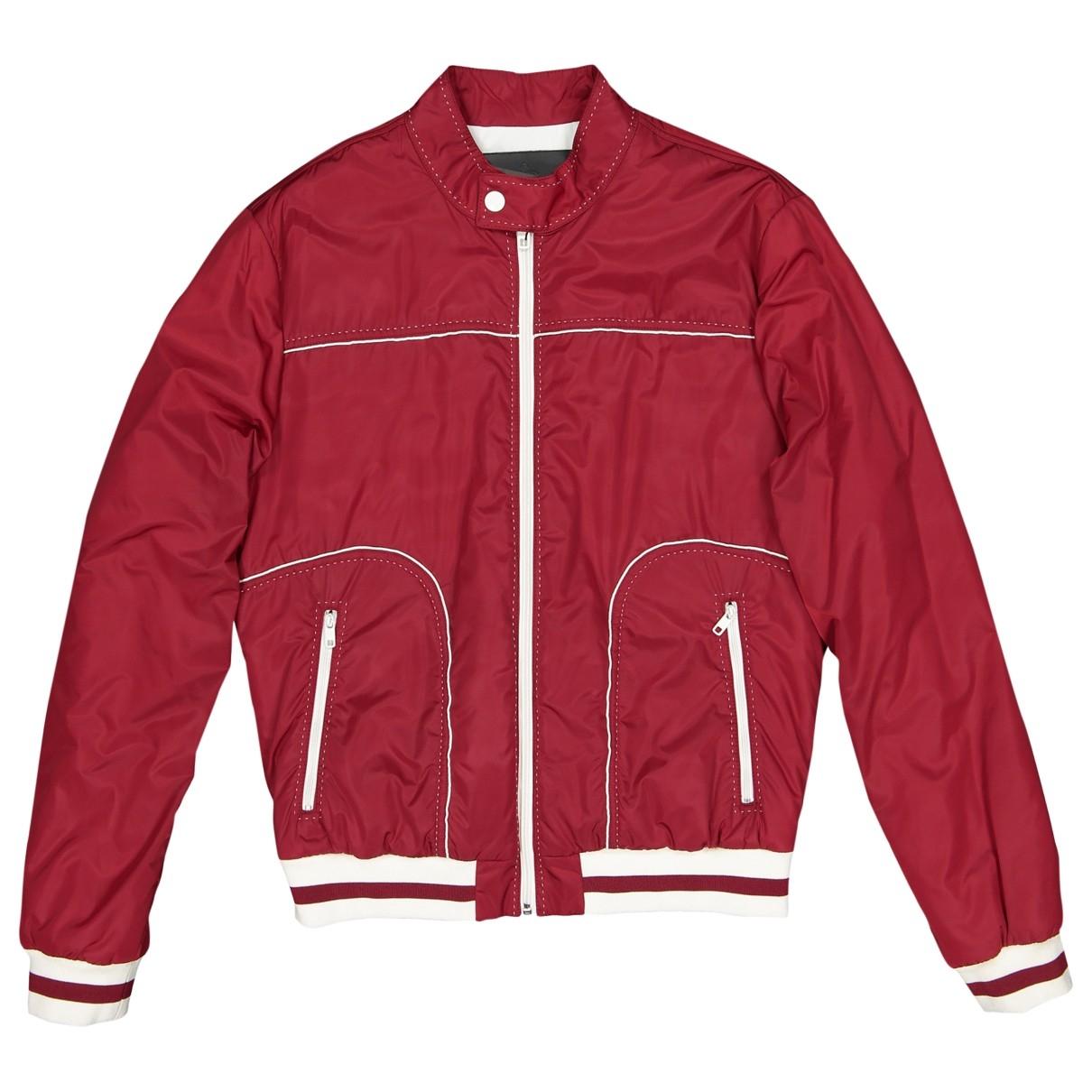 Dolce & Gabbana \N Jacke in  Rot Synthetik