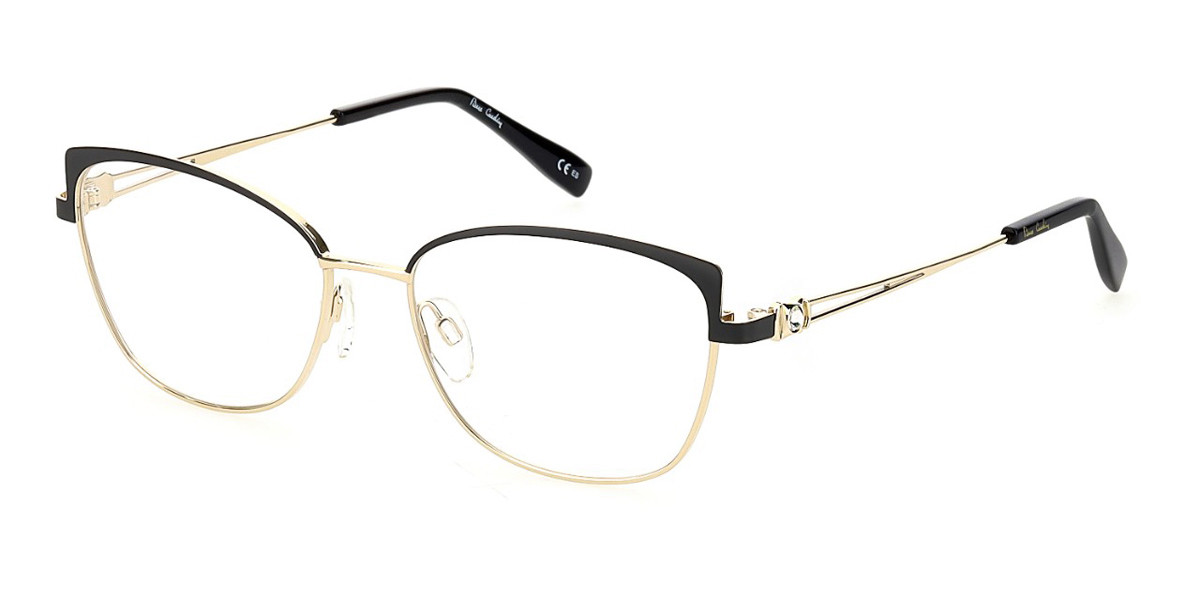 Pierre Cardin P.C. 8856 RHL Women's Glasses Gold Size 54 - Free Lenses - HSA/FSA Insurance - Blue Light Block Available