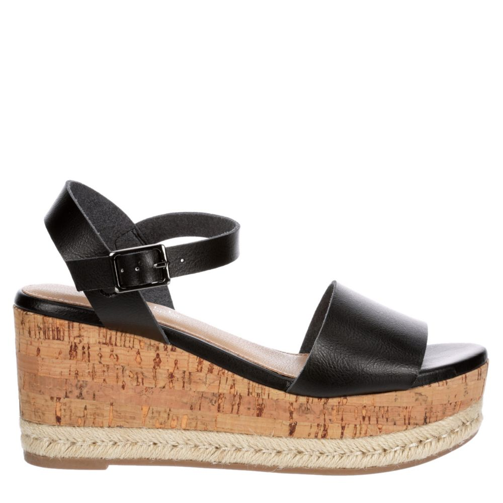 Michael By Shannon Womens Kaitlin Wedge Sandal