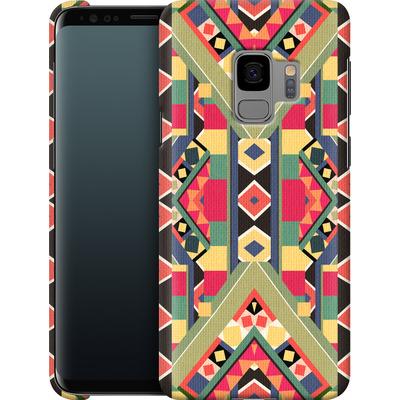 Samsung Galaxy S9 Smartphone Huelle - BOLD von Bianca Green