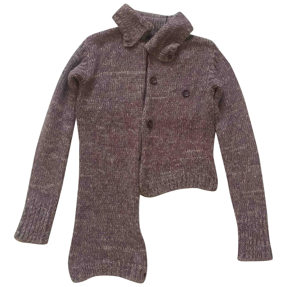 Patrizia Pepe - Pull   pour femme en laine - violet