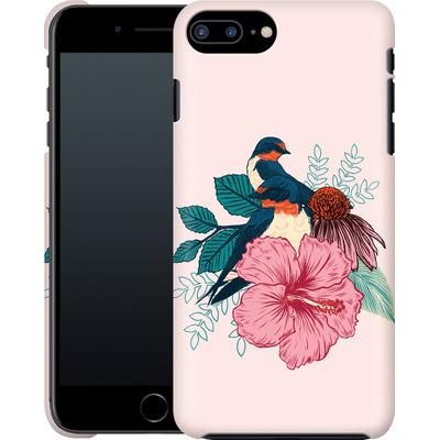Apple iPhone 7 Plus Smartphone Huelle - Barn Swallows von Mat Miller