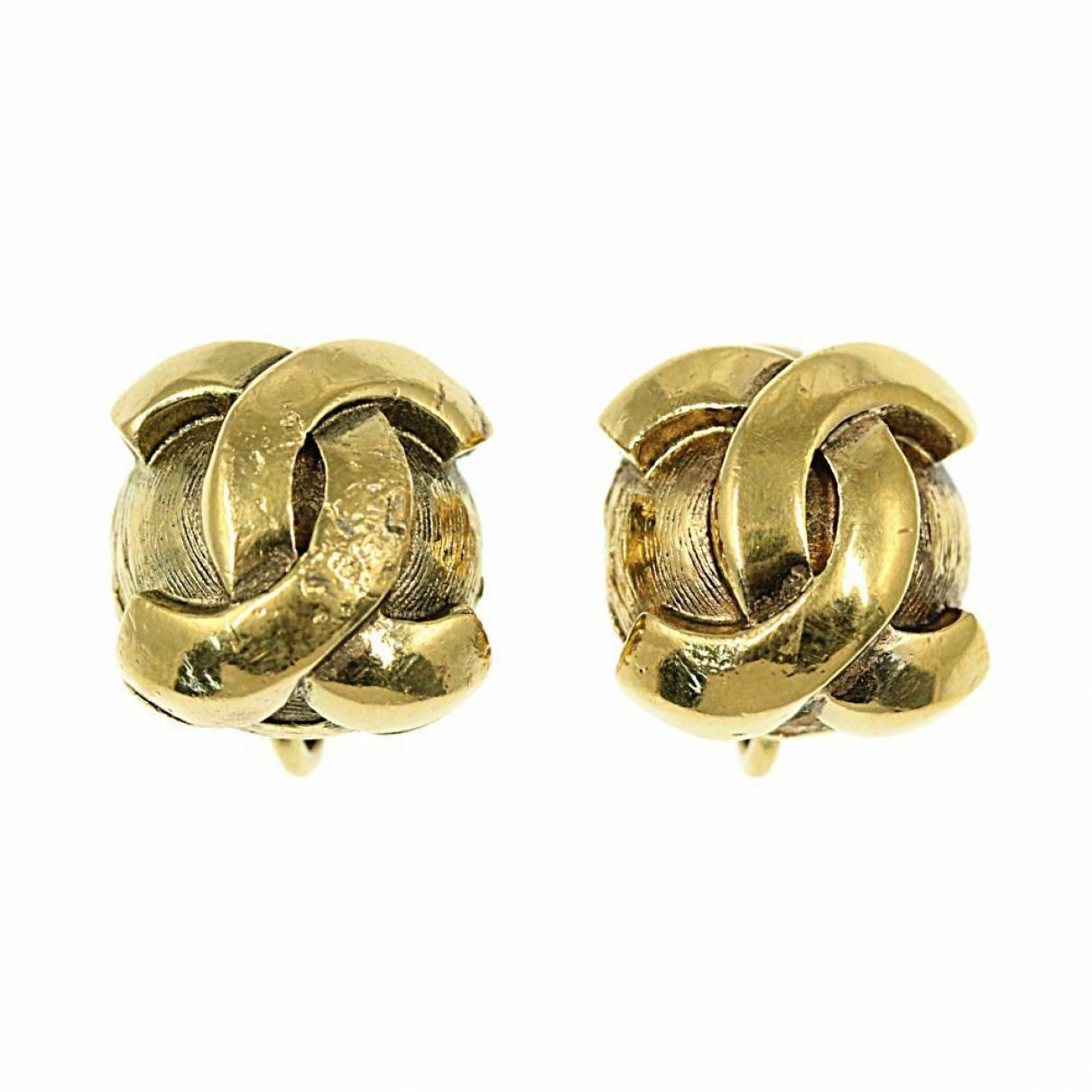 Chanel \N OhrRing Gold