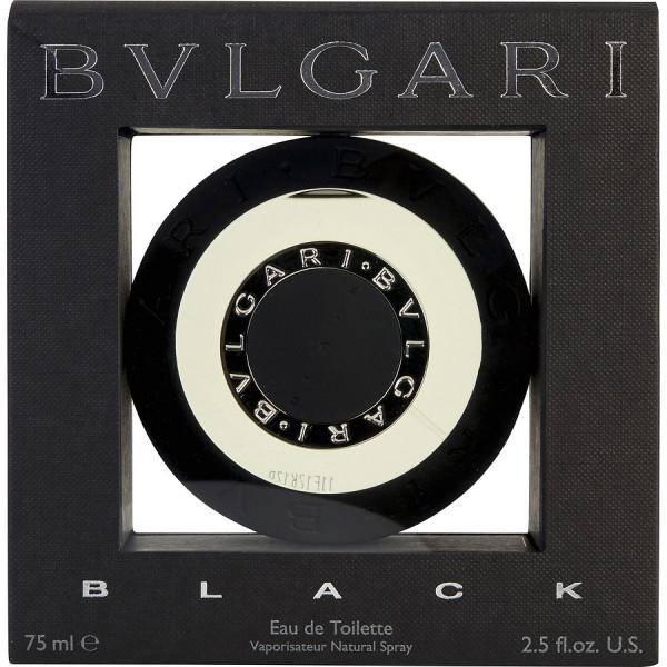 Bvlgari Black - Bvlgari Eau de toilette en espray 75 ML