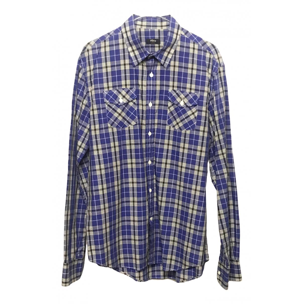 Arfango - Chemises   pour homme en coton - multicolore