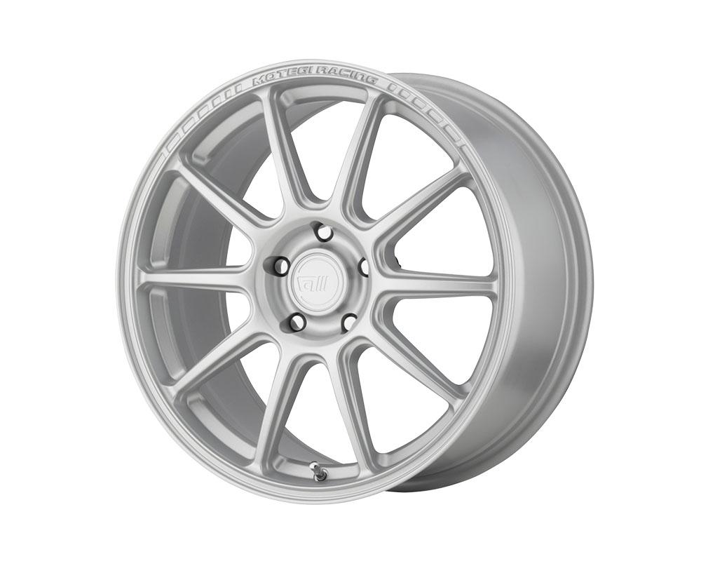 Motegi MR140 Wheel 17x7 5x5x114.3 +38mm Hyper Silver