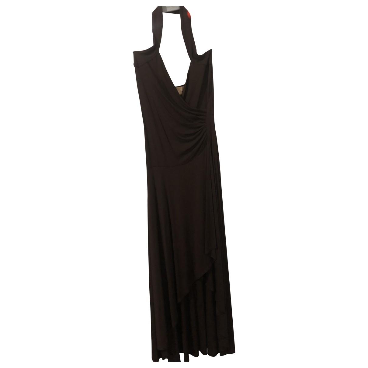 Michael Kors \N Brown Silk dress for Women 2 US
