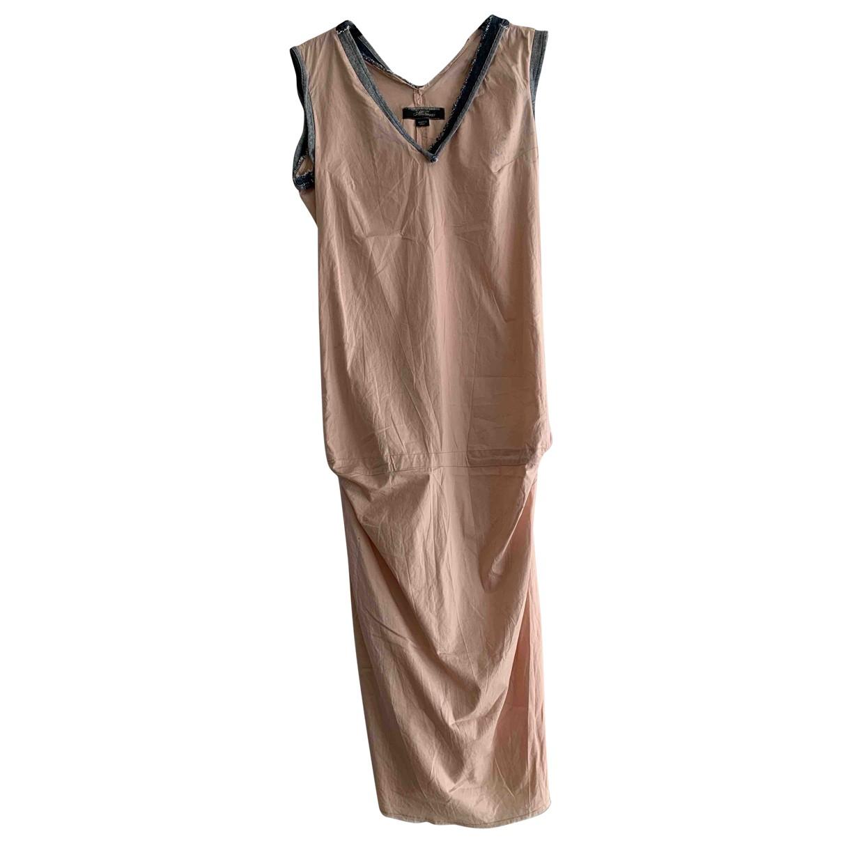 Alexander Mcqueen \N Kleid in Baumwolle