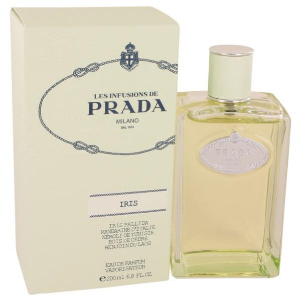 Prada - Infusion dIris : Eau de Parfum Spray 6.8 Oz / 200 ml