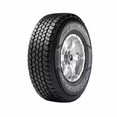 Goodyear 275/60R20 Tire, Wrangler AT Adventure with Kevlar - 758073571