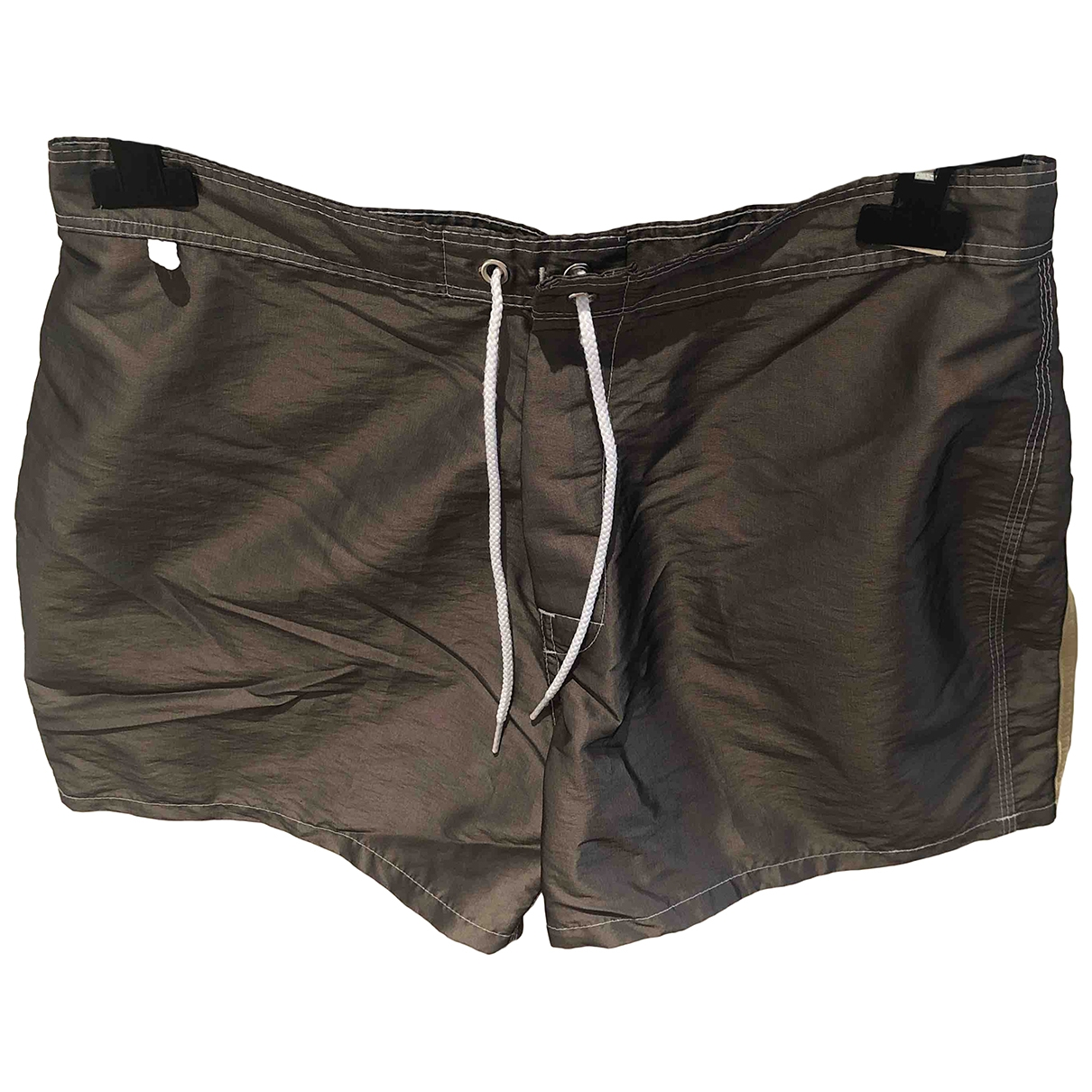 Sundek \N Shorts in  Khaki Synthetik