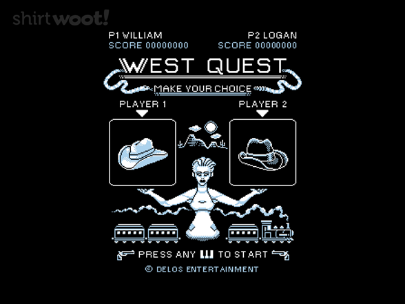 West Quest T Shirt