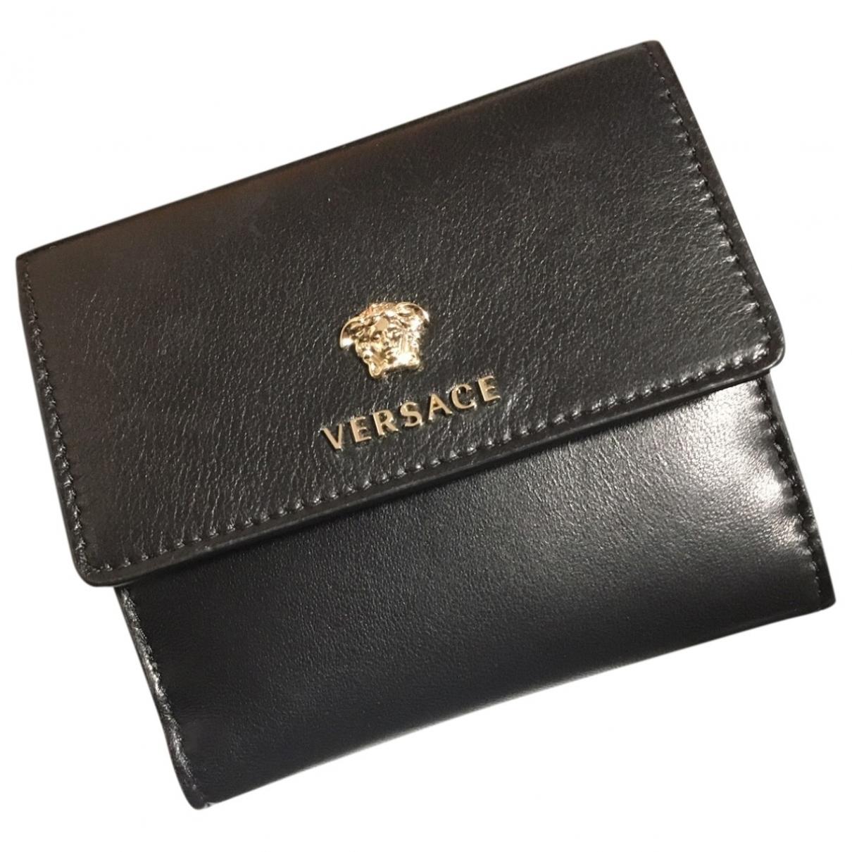 Cartera de Cuero Versace