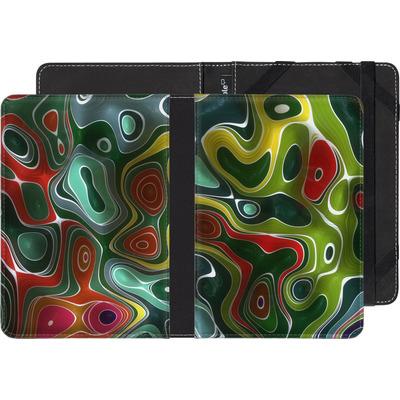 Pocketbook Touch Lux 2 eBook Reader Huelle - Weird Green von Danny Ivan
