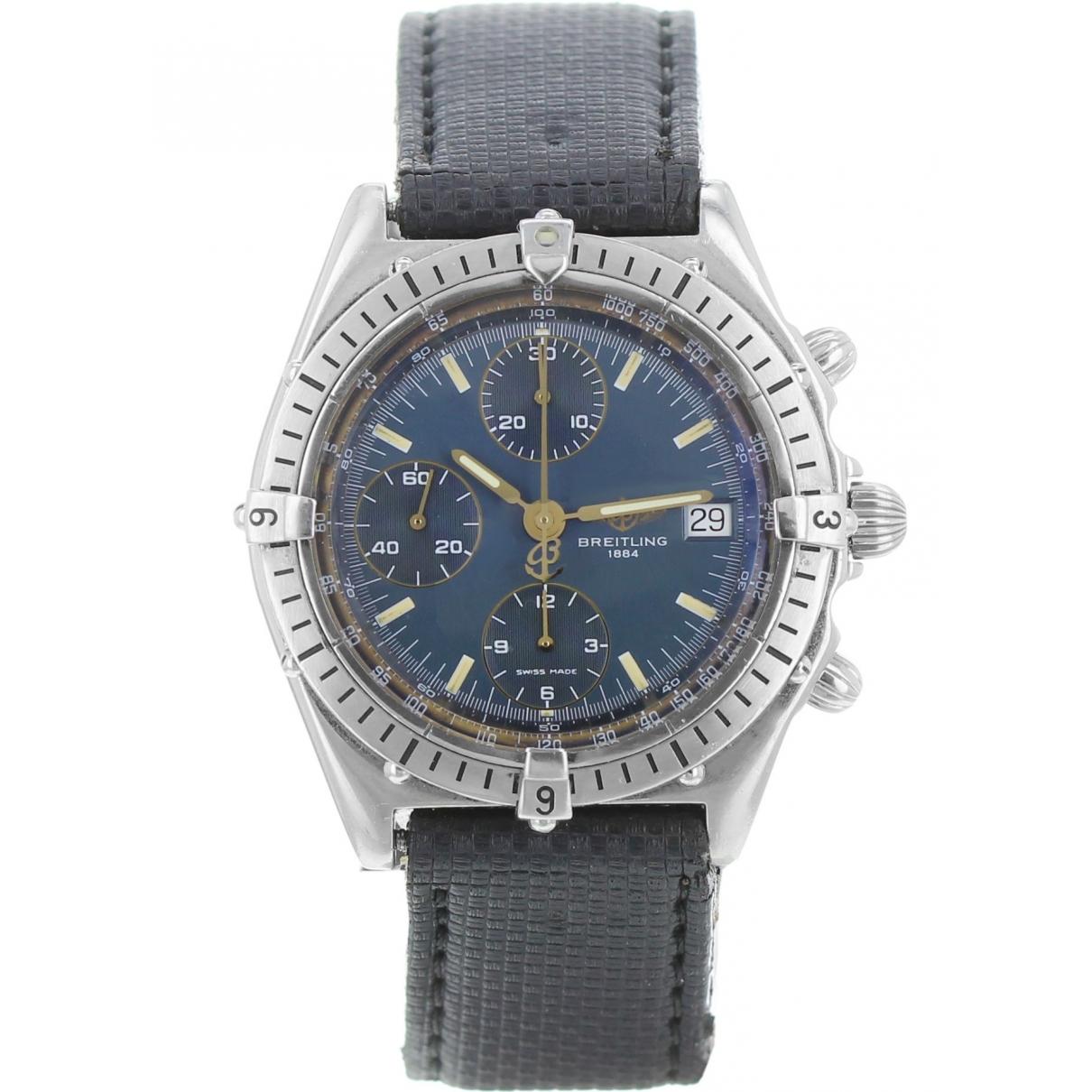 Breitling Chronomat Black Steel watch for Men \N