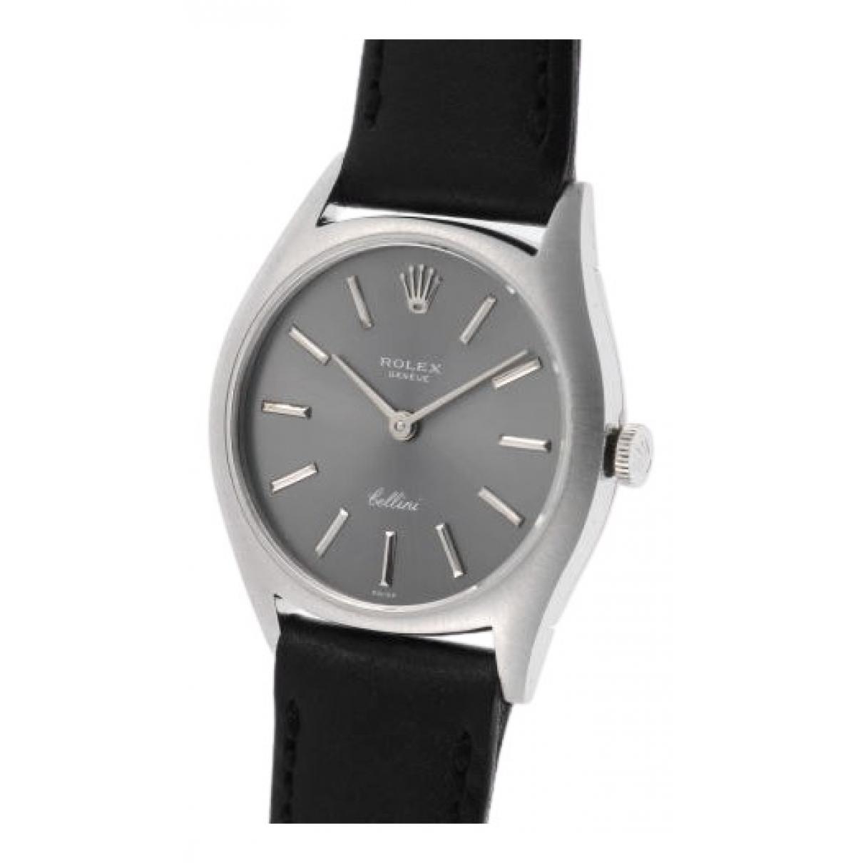 Reloj Cellini de Oro blanco Rolex