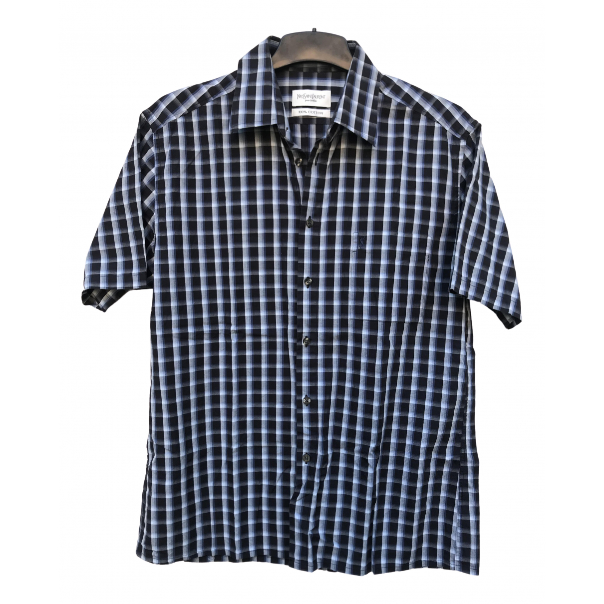 Yves Saint Laurent \N Hemden in  Bunt Baumwolle