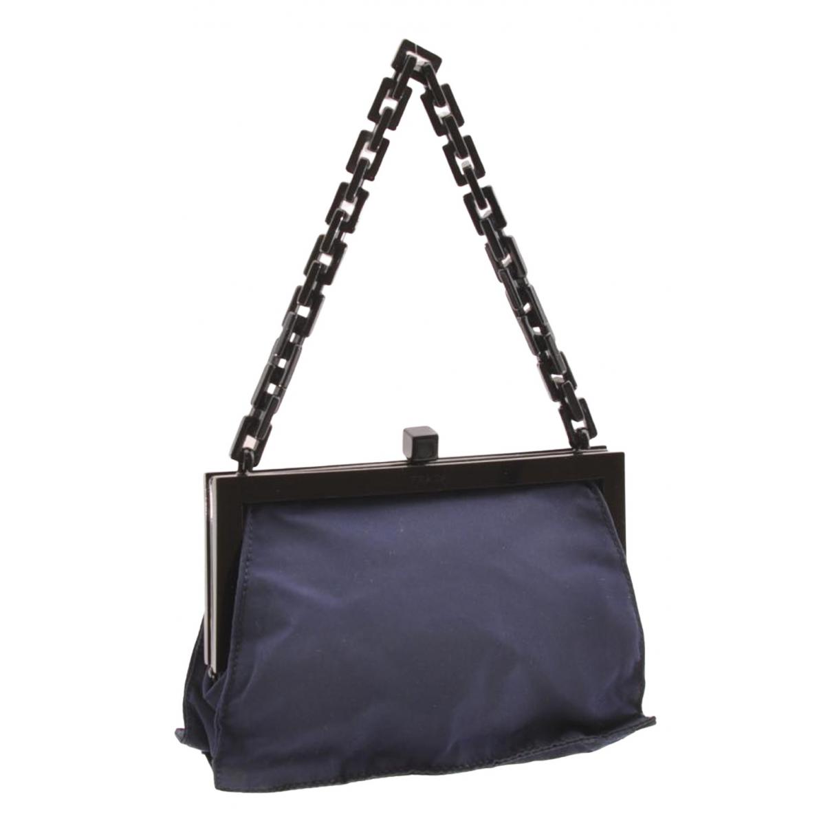 Prada N Navy handbag for Women N