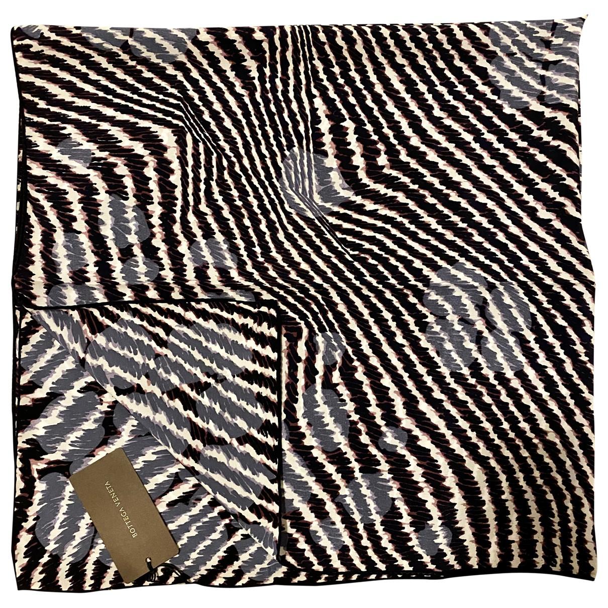 Bottega Veneta - Foulard   pour femme en soie
