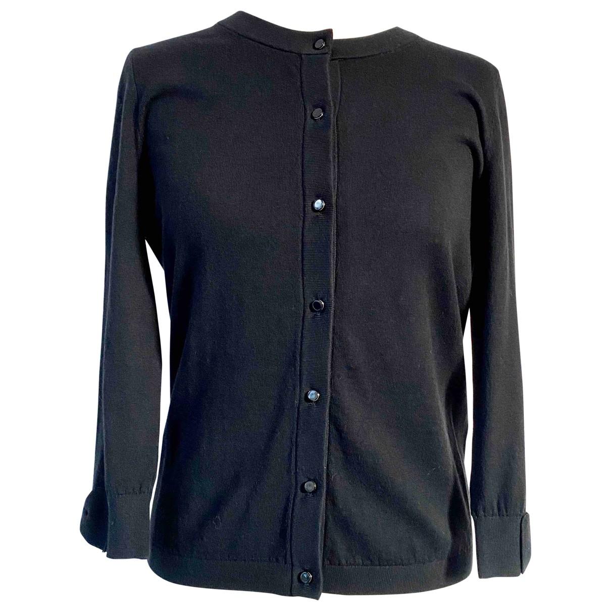 Kate Spade N Black Cotton Knitwear for Women M International