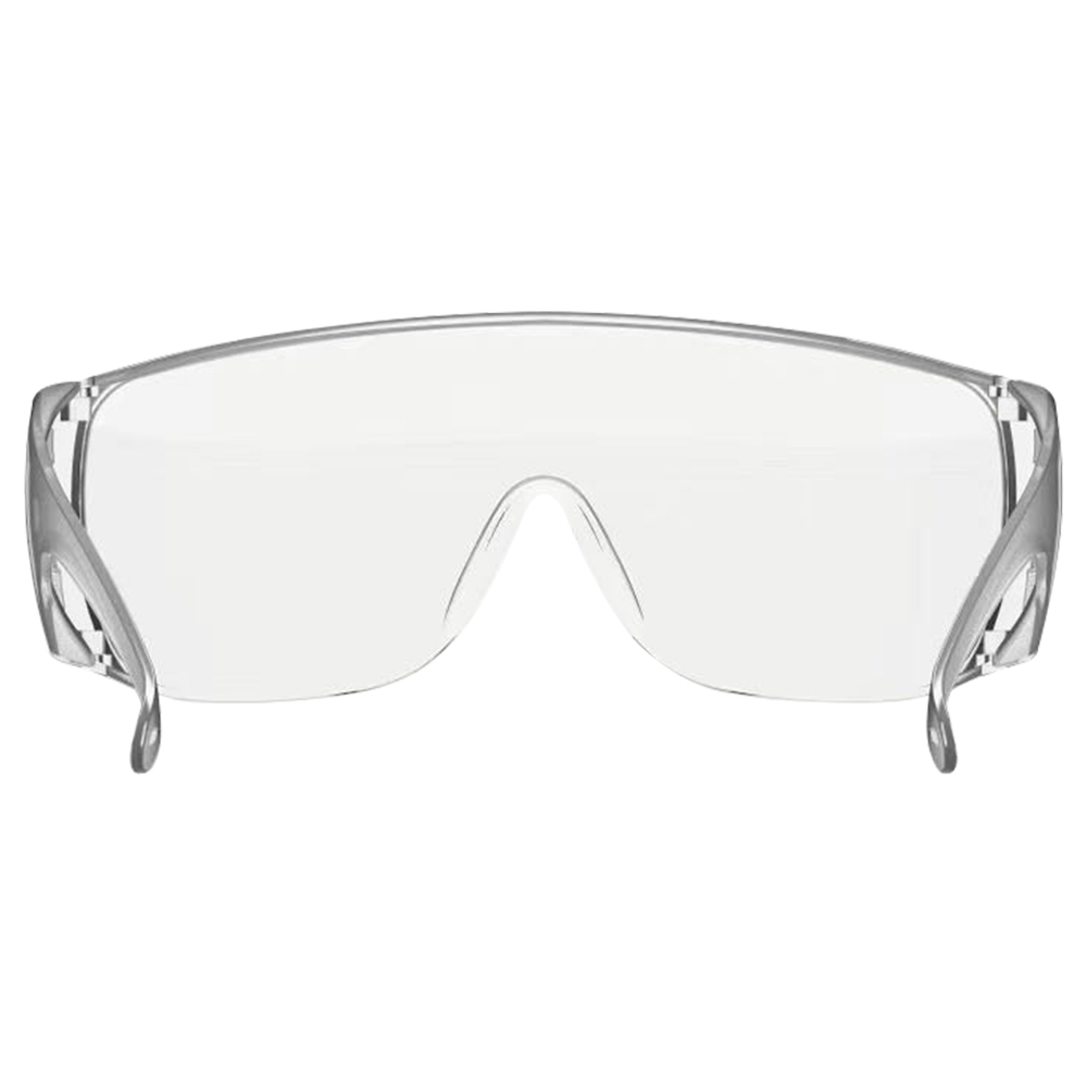 10PCS BBS-2 HD Medical Frosted Goggles Indirect Vent Prevent Infection Anti-Fog PET Waterproof - Matte