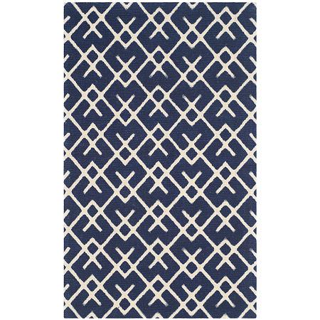Safavieh Jaylyn Geometric Rug, One Size , Blue