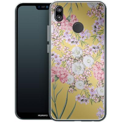 Huawei P20 Lite Silikon Handyhuelle - Natural Beauty von Zala Farah