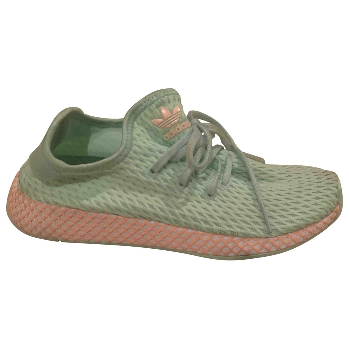 Adidas - Baskets Deerupt Runner pour enfant en toile