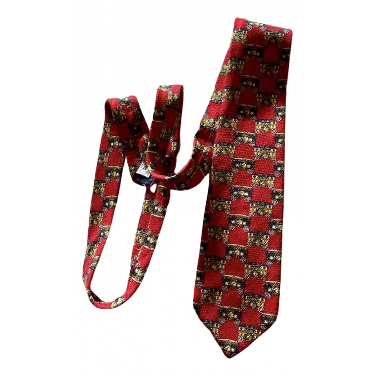 Givenchy N Multicolour Silk Ties for Men N
