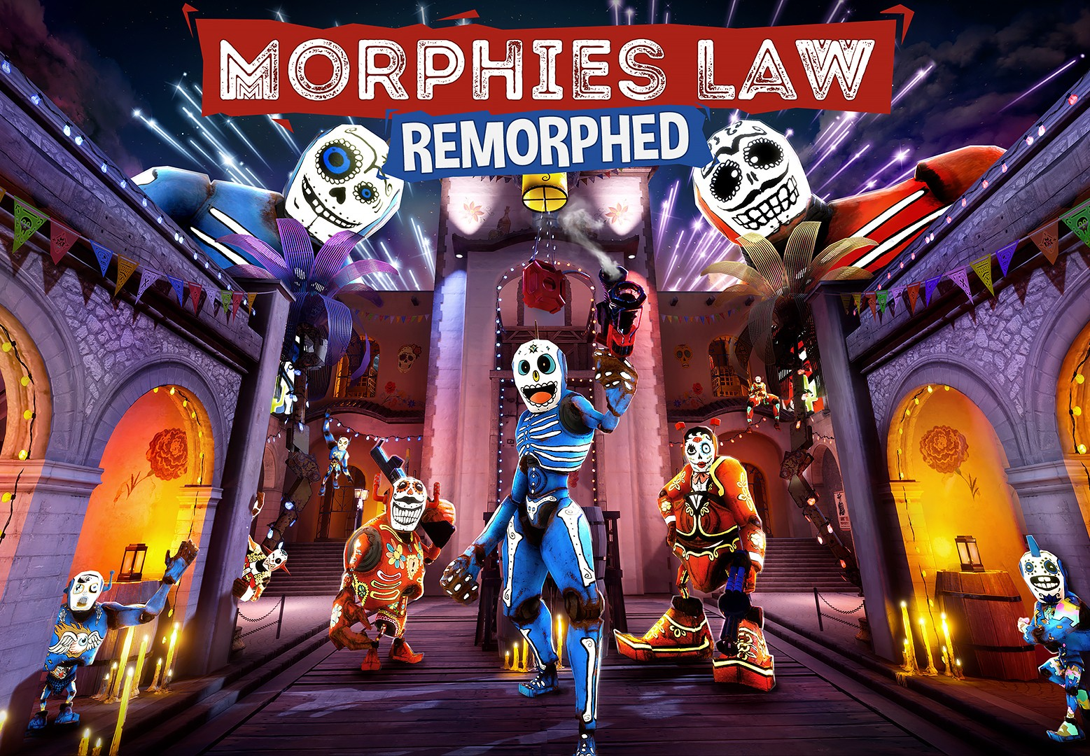 Morphies Law: Remorphed Steam CD Key
