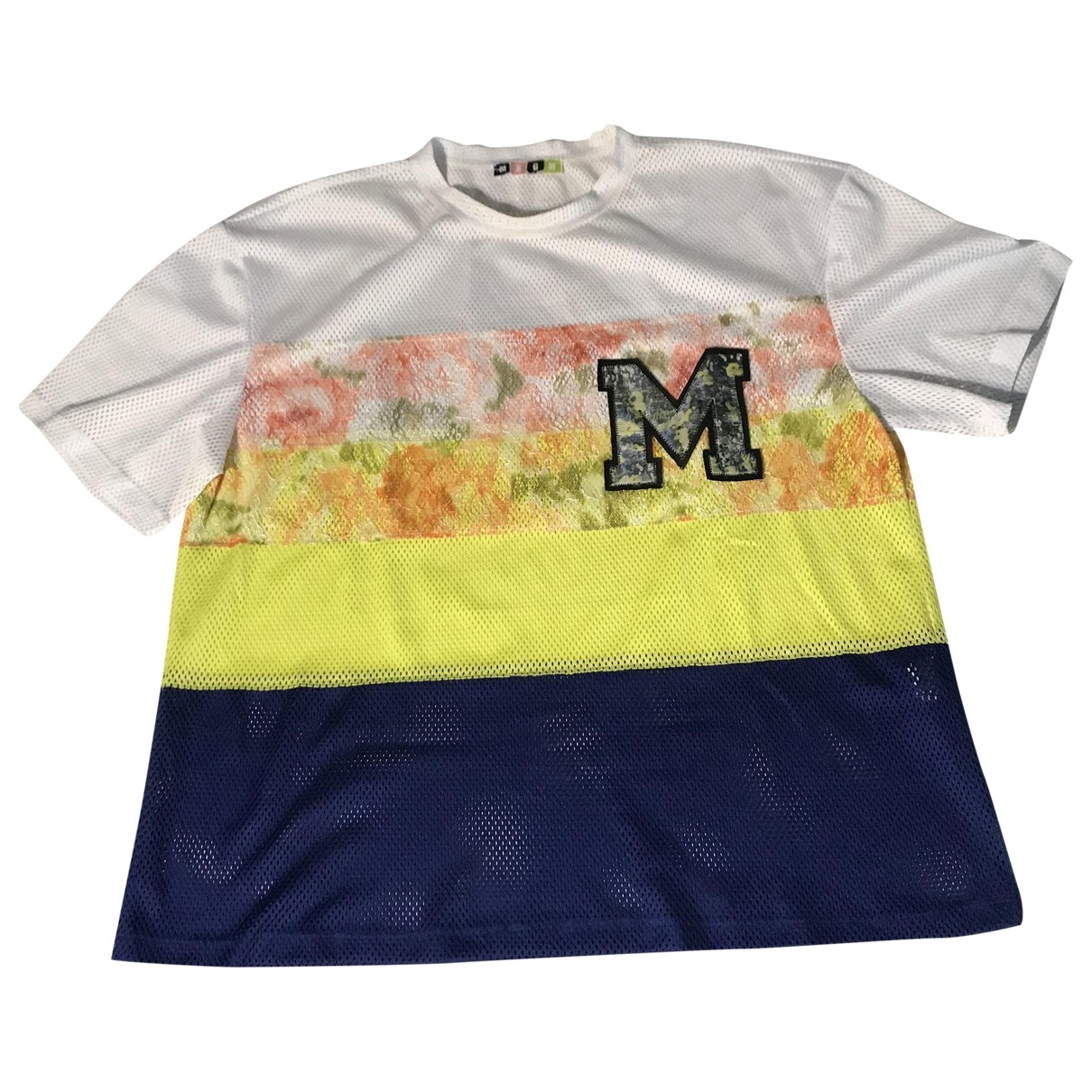 Msgm \N Top in  Bunt Polyester