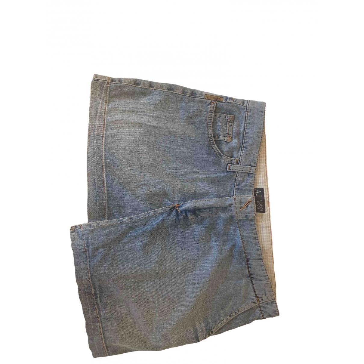 Armani Jeans \N Rocke in Denim - Jeans