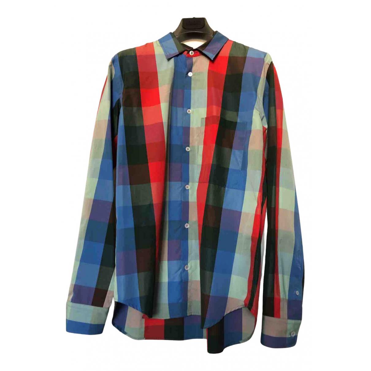Golden Goose - Chemises   pour homme en coton - multicolore
