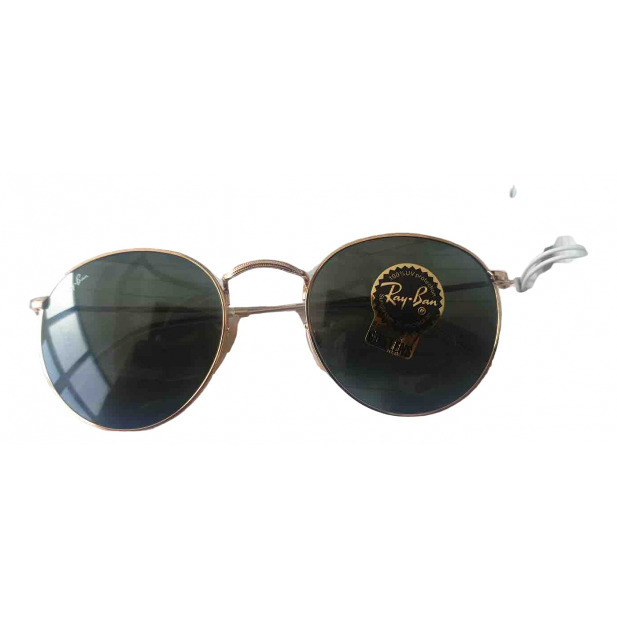 Gafas de aviador Oval Ray-ban