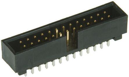Molex , C-Grid, 70246, 26 Way, 2 Row, Straight PCB Header (5)