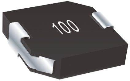 Bourns , SRP1270, 1270 Shielded Wire-wound SMD Inductor with a Iron Core, 3.3 μH ±20% Wire-Wound 35A Idc
