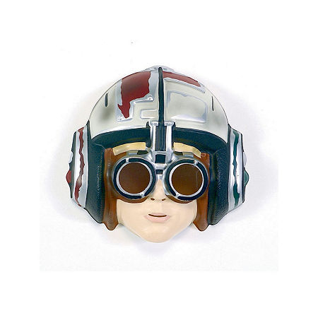 Star Wars An. Skywalkr Racer Pvc Msk One-Size, One Size , Multiple Colors