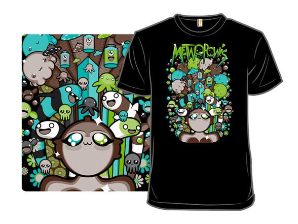 Metwopowis T Shirt