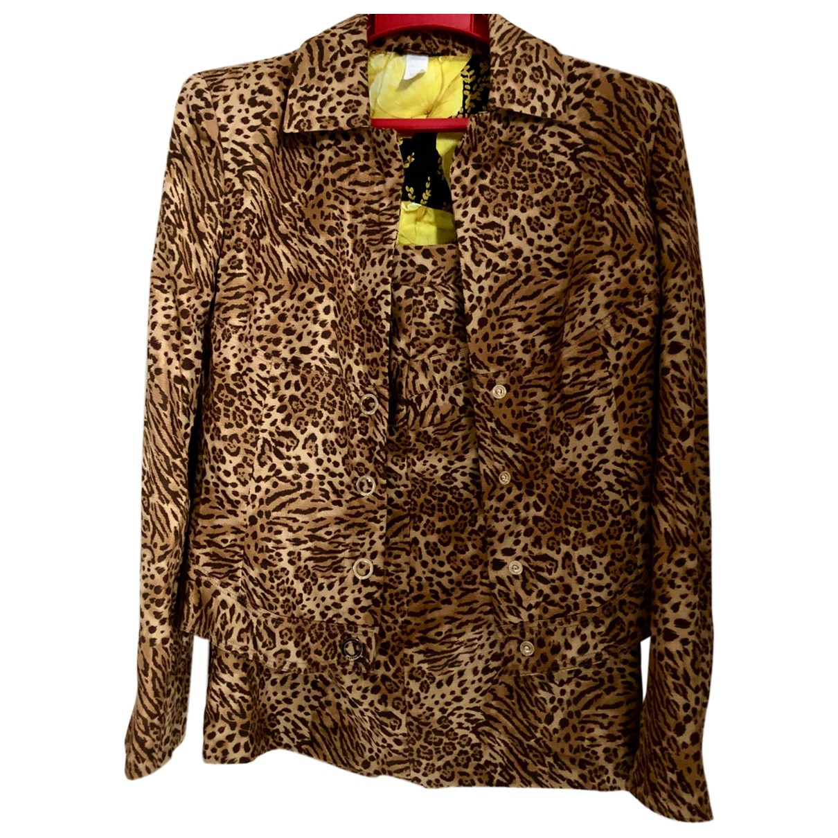 Gianni Versace N Multicolour jacket for Women 44 IT