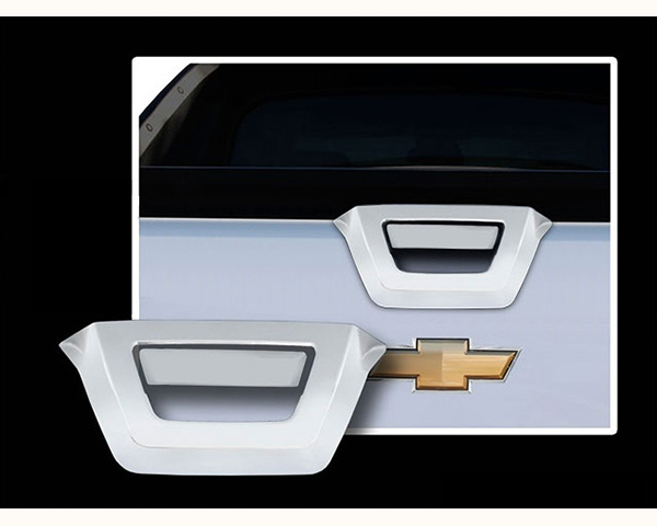 Quality Automotive Accessories ABS | Chrome Tailgate Handle Cover Kit Chevrolet Avalanche 2004