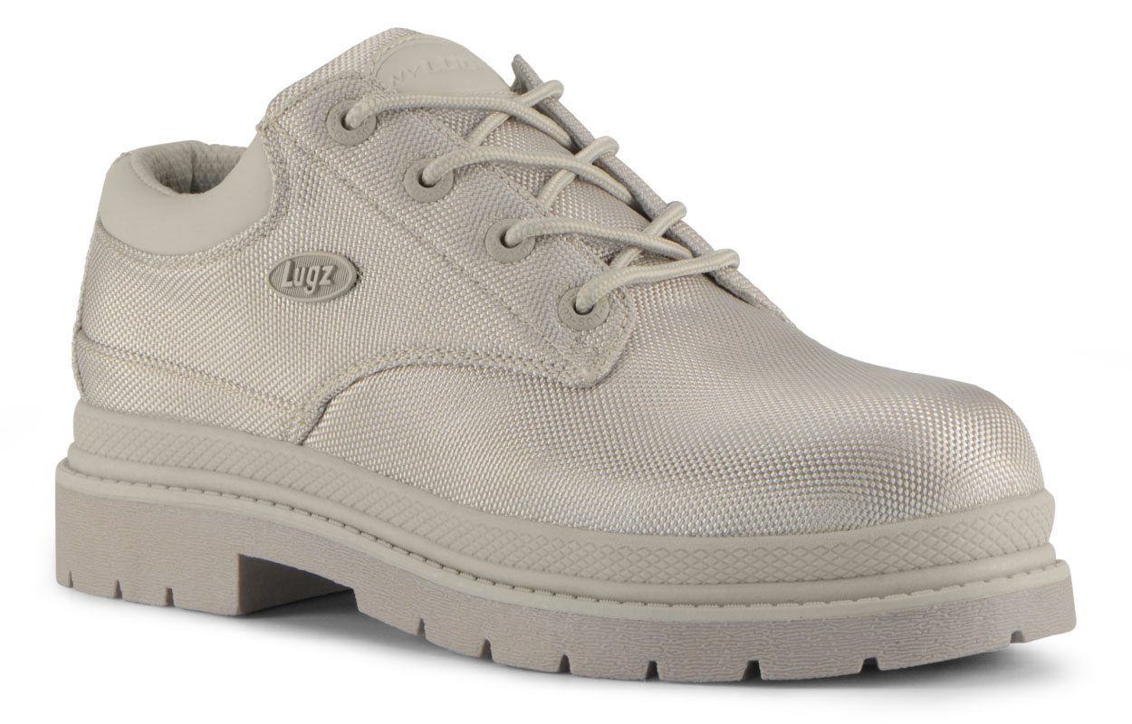 Men's Drifter Lo Ballistic Oxford Boot (Choose Your Color: LT GREY/GREY, Choose Your Size: 8.0)