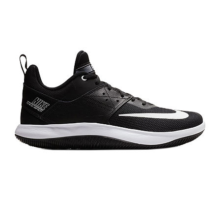 Nike Fly By Low 2 Mens Basketball Shoes, 10 Medium, Black