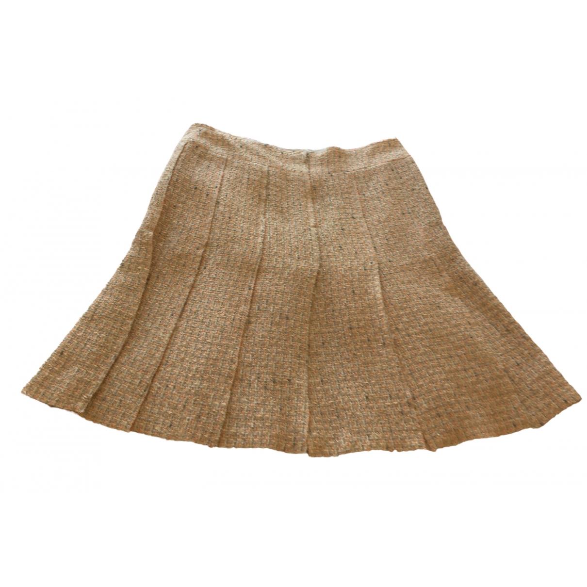 Chanel - Jupe   pour femme en coton - multicolore