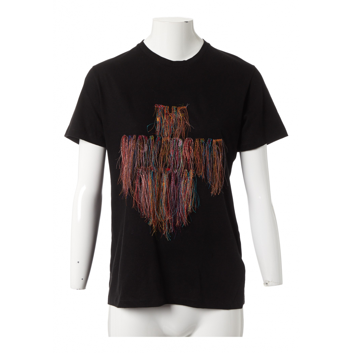 Dior \N Top in  Schwarz Baumwolle