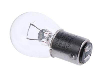 Moflash BA15d Xenon Lamp, Clear, 12 V