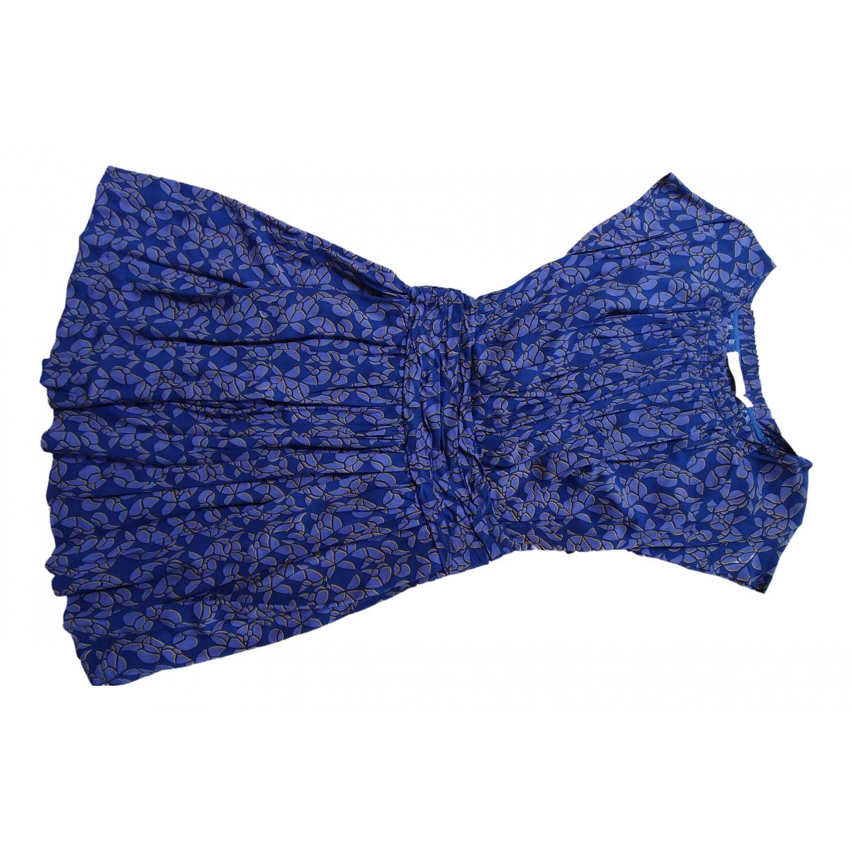 See By Chloe \N Kleid in  Blau Viskose