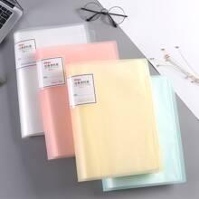 1 Stueck Zufaellige Farbe A3 Mappe